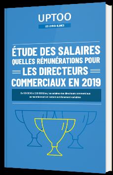 Etudes des salaires - Quelles rémunérations pour les directeurs commerciaux en 2019