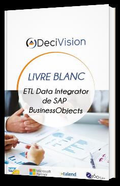 ETL Data Integrator de SAP BusinessObjects