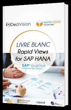 Rapid Views for SAP HANA