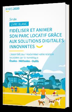 Fidéliser et animer son parc locatif grâce aux solutions digitales innovantes