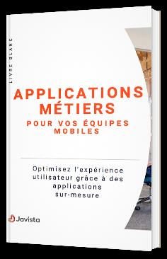 Les applications métiers personnalisées en Low Code