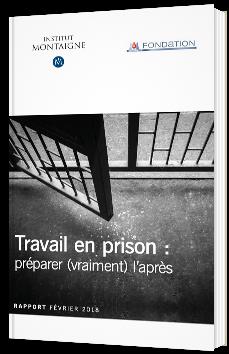 Travail en prison : préparer (vraiment) l'après