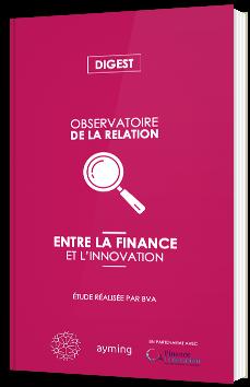 Observatoire de la relation entre la finance et l'innovation