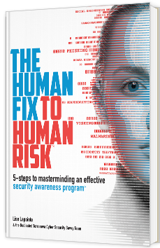 The Human Fix to Human Risk