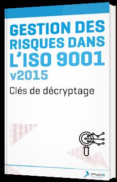 Gestion des risques dans l'ISO 9001 v2015