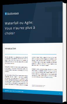 Waterfall ou Agile: vous n'aurez plus à choisir