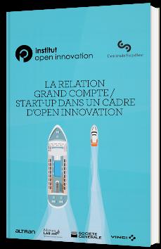 La relation grand compte / start-up dans un cadre d'open innovation