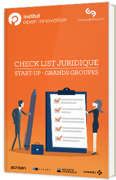 Checklist juridique start-up - grands groupes