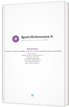 Livre blanc du sport sur ordonnance