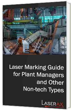 Laser Marketing Guide for Plant Managers and Other Non-tech types