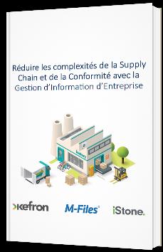 Réduire les complexités de la Supply Chain et de la conformité avec la Gestion d'information d'entreprise