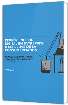 L'expérience du digital en entreprise à l'épreuve de la consumérisation