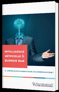 IA : opportunité ou menace pour les commerciaux B2B