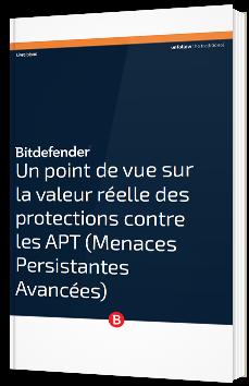 Un point de vue sur la valeur réelle des protections contre les APT (Menaces persistantes avancées)