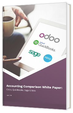 Comparatif des logiciels comptables pour PME : Xero, Sage, Quickbooks & Odoo