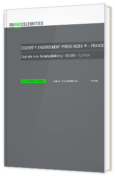 Observatoire du Celebrity Marketing – S1 2015