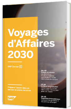 Voyages d'affaires 2030