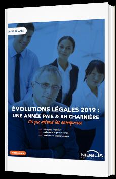 Evolutions légales 2019 : une année paie & RH charnière