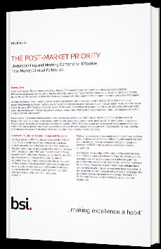 Suivi clinique post-marché efficace