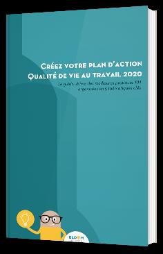Créez votre plan d'action QVT 2020