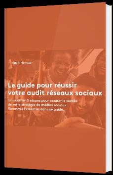 Le guide pour réussir votre audit réseaux sociaux