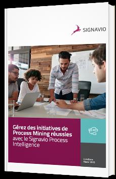 Gérez des initiatives de Process Mining réussies avec le Signavio Process Intelligence