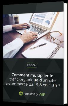 Comment multiplier le trafic organique d'un site e-commerce 9,8 en 1 an ?