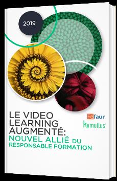 Le video learning augmenté : nouvel allié du responsable formation