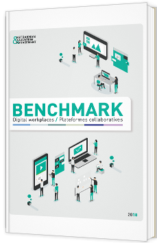 Benchmark Digital workplaces / Plateformes collaboratives