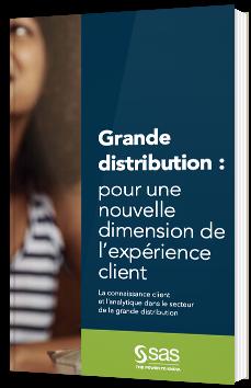 Grande distribution : pour une nouvelle dimension de l'expérience client