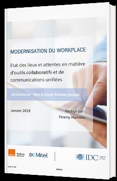 Modernisation du Workplace