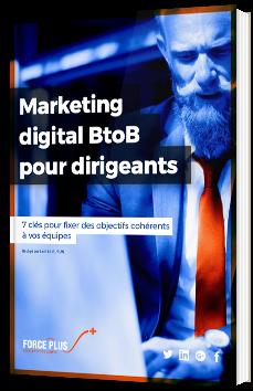 Marketing digital BtoB pour dirigeants