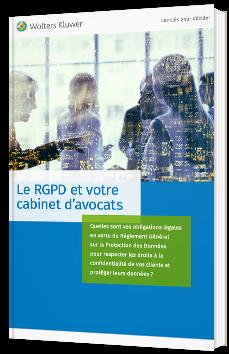 Le RGPD et votre cabinet d'avocats