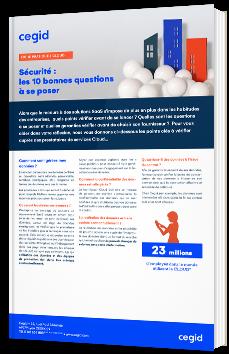 Sécurité : les 10 bonnes questions à se poser