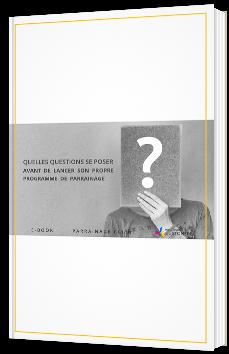 Quelles questions se poser avant de lancer son propre programme de parrainage