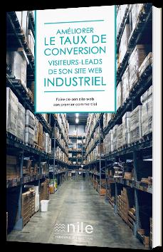 Améliorer le taux de conversion de son site web industriel