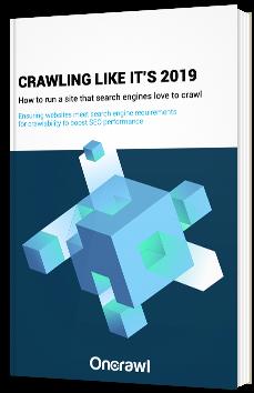 Crawling like it's 2019