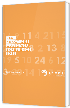 Best Practices Customer Experience 2018