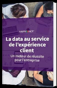 La data au service de l'expérience client, un moteur de réussite pour l'entreprise