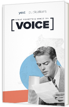 Great Marketing Minds On: Voice