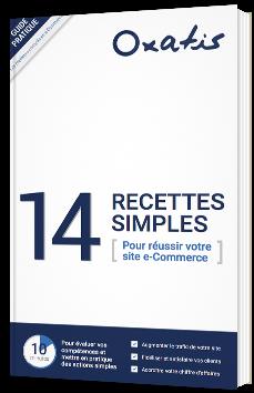 14 recettes simples pour réussir votre site e-commerce