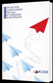 Etude sur l'innovation fiscale et juridique européenne