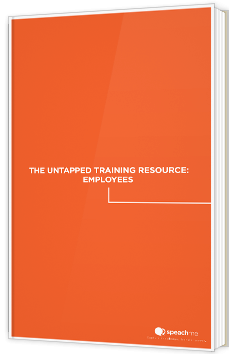 The untapped training resource: employees