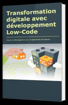 Transformation digitale avec développement Low-Code