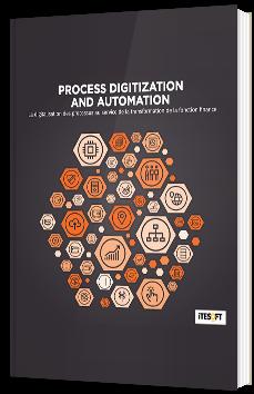 Process digitisation  and automation - La digitalisation des processus au service de la transformation de la fonction finance