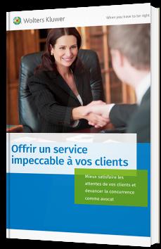 Offrir un service impeccable à vos clients