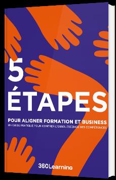 5 étapes pour aligner formation et business