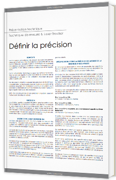 Définir la précision