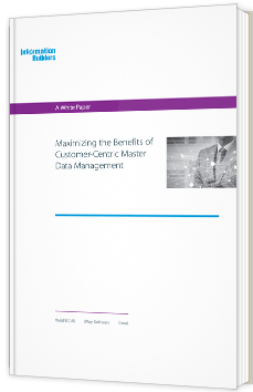 Maximizing the benefits of customer-centric Master Data Management