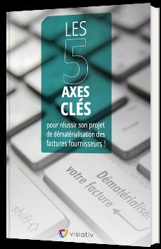Les 5 axes clés pour réussir son projet de dématérialisation des factures fournisseurs !